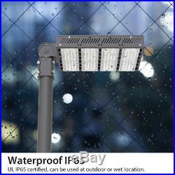 Hyperlite LED Parking Lot Area Light Fixture shoebox light outdoor 150With200W