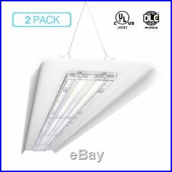 Hyperlite Linear LED High Bay Shop Light Fixture (100W) 14,000lm 5000K 2-pack