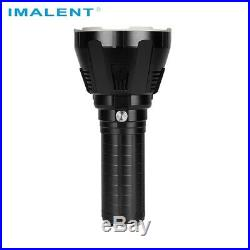 IMALENT MS18 Super Bright Flashlight 100,000 LM Rechargeable Torch CREE XHP70