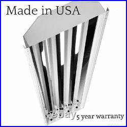 (INCLUDES LED BULBS) 4-lamp T8 LED Light Fixtures Residential Garages Shops