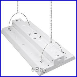 Integrated LED Light High Bay Dimmable White 2 ft. Linear 18000 Lumen 5000K