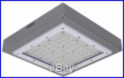 Intertek Trace Lite LED Canopy Light 2870 Lumens 28 Watt 100W Equal 12x12x2