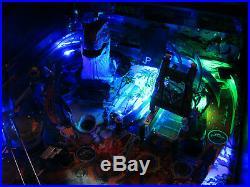 JURASSIC PARK Complete LED Lighting Kit SUPER BRIGHT PINBALL LED KIT