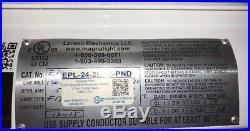 LARSON ELECTRONICS LLC Explosion Proof Lighting, T8,34W, EPL-24-2L-T8-PND