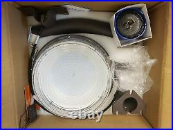 LEDMO 120W LED Barn Lights 4 Pack Adjustable with Mounting Arm 5000K Daylight