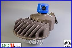 LEDUPDATES Outdoor Security LED Barn light 70w + Extension Pole Arm 5000k UL