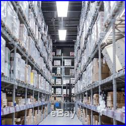 LED 110W Linear High Bay Light Fixture 14410lm Dimmable Warehouse Shop Lighting