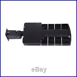 LED 200Watt Module Parking Lot Light Fixture Shoebox Super Bright Light ETL DLC
