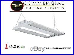 LED 2 Foot Linear High Bay Light, 60, 120 & 150 Watt. Warehouse, Factory Light