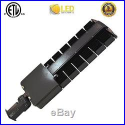 LED 300W Shoebox Pole Light 33,100Lm 5500K AC100-277V Street Area Parking Lot