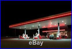 LED Canopy Parking Garage Light Gas Station Parking Garage 150W 5000K UL DLC