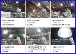LED Corn lamp Retrofit bulb 250 watt 5000k E39 mogul 1500w Metal Halide 100-277V