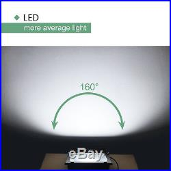 LED Flood Light 100W Security Outdoor Lights Parking Lot Garden Waterproof Lamp