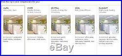 LED Full Body High Bay Light 140W 5K DLC 5 Year Warranty For Tall Shop Ceilings