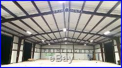 LED HIGH BAY 6 Bulb Lamp Warehouse, Auto, Shop, BRIGHT, Light NEW INSTANT ON