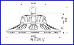 LED High Bay Highbay Light Slimline Warehouse Power Saving Factory 200W RRP $599