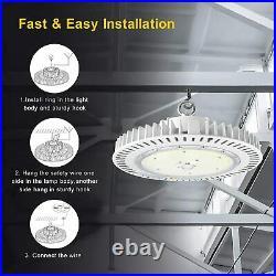 LED High Bay Light 240W Low Bay UFO Factory Workshop Warehouse Industrial Lights