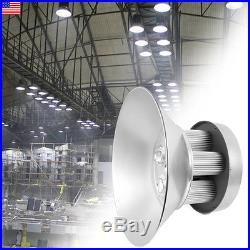 LED High Bay Light COB 100,150,200,300 Watt Warehouse Commercial Industrial Lamp