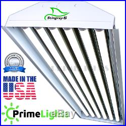 LED High Bay Light USA MADE StingRay 6 Brightest Durable Shop Light Frosted LED