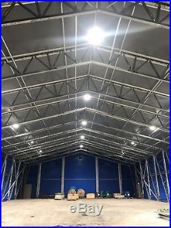 LED High Bay UFO Light 200W IP65 Industrial Gym Warehouse Workshop Lights 5000K
