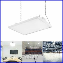 LED Linear High Bay 162W 21222 Lumens 5000K Dimmable Warehouse Industrial Light