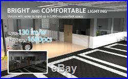 LED Linear High Bay Light, 220W 4FT, AC120-277V, 0-10v Dimmable, 5000K HYPERLITE