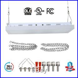 LED Linear High Bay Light Dimmable 105W 5000K -13,500 Lumens 2PK
