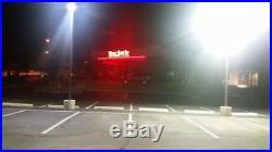 LED Module Parking Lot Light 4Pack 200Watt Shoebox Light Walkway Path DLC ETL