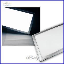 LED Panel 30x120cm tageslicht 3100lm 230V Pannel Büro-Deckenleuchte Lichtpanel