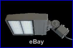 LED Parking Lot Light 100W 150W 200W 300W Module Pole fixture Area Flood DLC UL