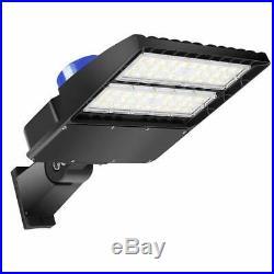 LED Parking Lot Light 100W 200W Shoebox Module Street Area Lighting Fixture