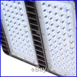 LED Parking Lot Light 300 Watts Dusk To Dawn Business Lighting Area Light ETL