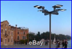 LED Parking Lot Light Shoebox 100/150/200/300W Area Outdoor Light Fixture 5000K