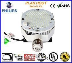 LED Retrofit Kit for Shoebox, Parking, Highbay, Street, Pole, Canopy Light 150W