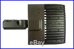 LED Shoebox Parking Lot Light Outdoor Barn Garage Lamp 90W 5000K UL DLC Premium