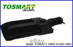 LED Shoebox Pole Light 300 Watt Cobra Head Surge Protector AC200-480V Meanwell