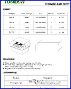 LED Shoebox Pole Light with Flood Mount Bracket 185 Watt AC100-277V 5000K