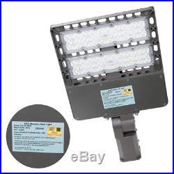 LED Shoebox fixture 150W 300W replace 400W 1000W metal halide parking lot light