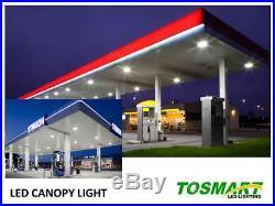 LED Slim Canopy Garage Light 150 Watt, Convenience Store, Gas Station, Petrol