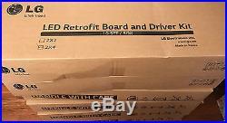 LED Troffer Retrofit Kits Works on 2X4 or 2X2 Fixtures (10 Kits/Pkg) NEW PRICE