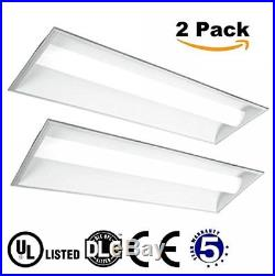 LED Troffer light 2 PACK 50W 4000K (Driver included) (Full Inventory in Texas)