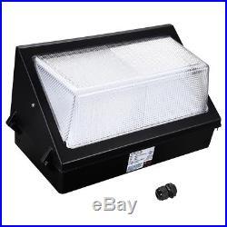 LED Wall Pack Light 100 Watt AC100-277V 5000K Waterproof Outdoor Fixture Lamp