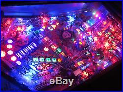 LETHAL WEAPON 3 Complete LED Lighting Kit custom SUPER BRIGHT PINBALL LED KIT