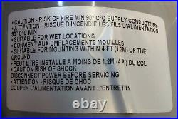 LITHONIA DSXF3-LED-6-P1-40K-IS Light Fixture