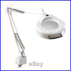 LUXO 22 W, Fluorescent Round Lens Magnifier Light VISION-LUXO 16345LG