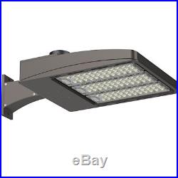 Ledison CREE LED Street Light 180Watt, with Photocell Sensor, Natural White 4000K