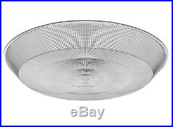 Lexalite 622 Round High Bay Plastic Clear Light Cover 22 Diameter NEW (QTY 10)