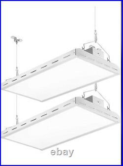 Lightdot 2 Pack Led High Bay Shop Light, 2Ft 150W 18000Lm(500W Hps Eqv.), 5000K
