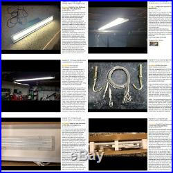 Linear LED High Bay Shop Light Fixture factory shop lighting100W 150W 200W 240W
