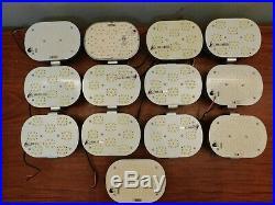 Lot of 13 LED Retrofit Kits E474059 120W 5000K Parking Security Lights